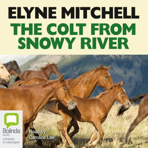The Colt from Snowy River  audiobook cover art