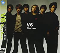 Very Best by V6 (2001-01-01)