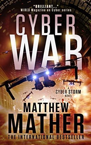 CyberWar World War C Book 3 product image
