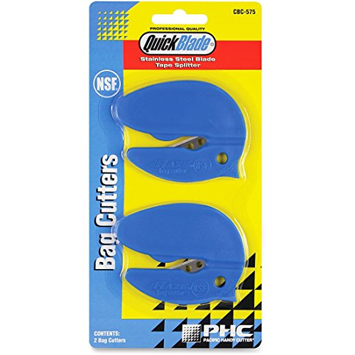 PHCCBC575 - PHC Raze Safety Bag Cutter,Blue