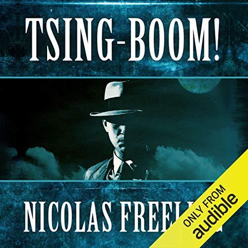 Tsing-Boom! audiobook cover art