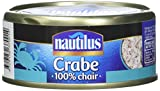 Nautilus Crabe 100% Chair Pne 105 g - Lot de 8