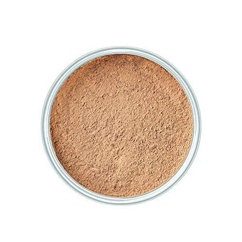 ARTDECO Mineral Powder Foundation, Puder Make up, Nr. 8, light tan