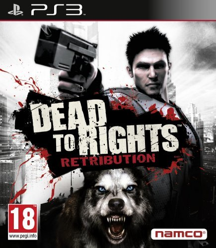Dead to Rights: Retribution (PS3) by Namco Bandai