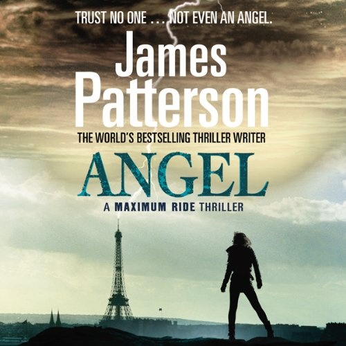 Maximum Ride: Angel cover art