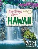 Greetings from Hawaii 2021 Wall Calendar