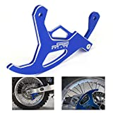 Rear Brake Disc Guard Cover Protector Fits for YZ125 YZ250 YZ250F YZ450F 06-17 YZ125X 17 YZ250X 16-17 WR250F WR450F 06-16 WR250R WR250X 07-17