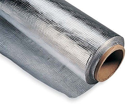 4'x62.5' Radiant Barrier Attic Foil Solid Reflective Insulation Weatherization