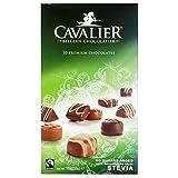 Steviaschokolade Pralinen von Cavalier, 100g