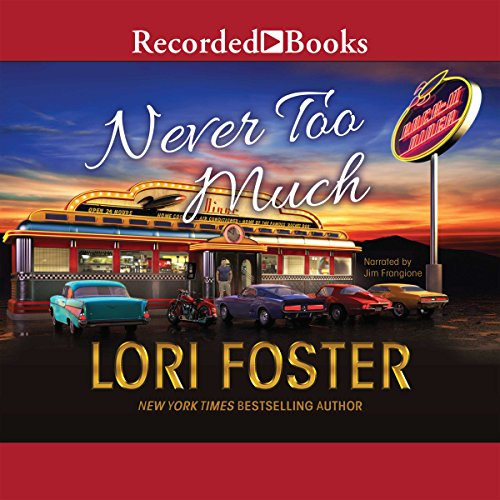 Couverture de Never Too Much