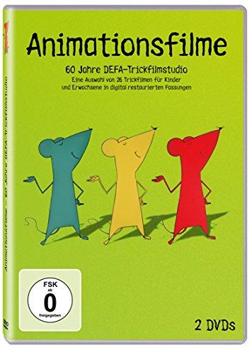 Animationsfilme - 60 Jahre DEFA-Trickfilmstudio [2 DVDs]