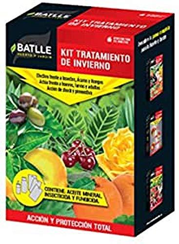 Fitosanitarios - Kit Tratamiento Invierno - Batlle