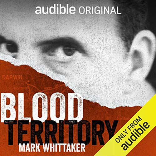 Blood Territory Audiobook By Mark Whittaker cover art