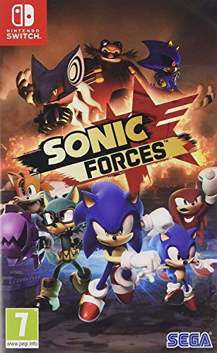 Switch Sonic Forces Bonus Edition EU (Nintendo Switch)