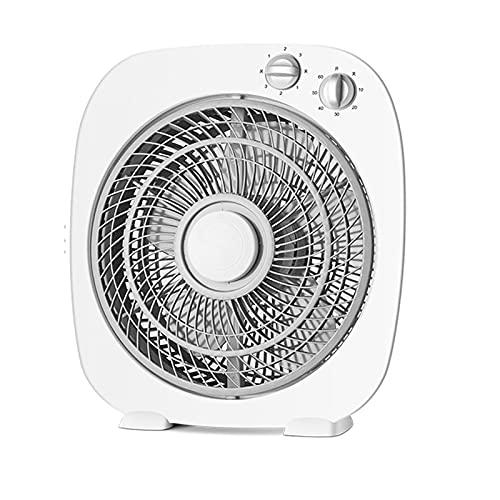 Household Products Ventilatore da Tavolo Personale,Serie Classica,Ventilatore da Pavimento con 3 Impostazioni di velocità ad Alta Efficienza Energetica, per Viaggi di Lavoro in Casa e Ufficio