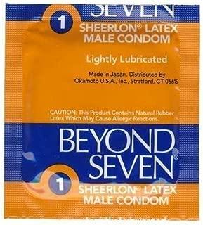 seven condoms