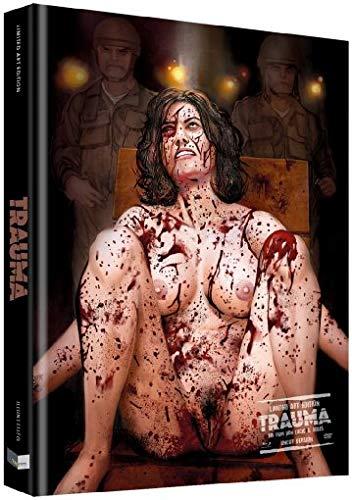 Trauma - Das Böse verlangt Loyalität - Mediabook - Cover G - Uncut - Limited Edition auf 333 Stück  (+ DVD) [Blu-ray]