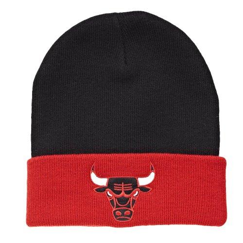 Mitchell & Ness Wintermütze Beanie - BASIC Chicago Bulls