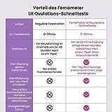 Zoom IMG-2 femometer test di ovulazione avanzata