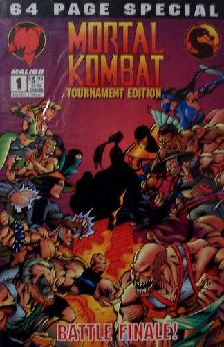 Mortal Kombat Tournament Edition #1 (December 1994)