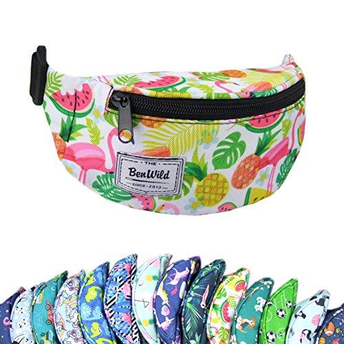 Rawstyle Bauchtasche, Hüfttasche für Kinder, vestellbarer Hüftgurt, (Modell 14) XX
