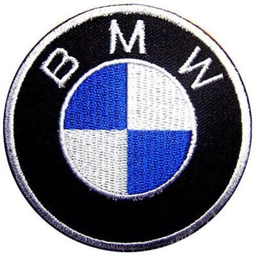 Cheapest Price! 1 X BMW Logo Gs GSA Enduro Motorrad Motorcycle Embroidered Iron on Patch