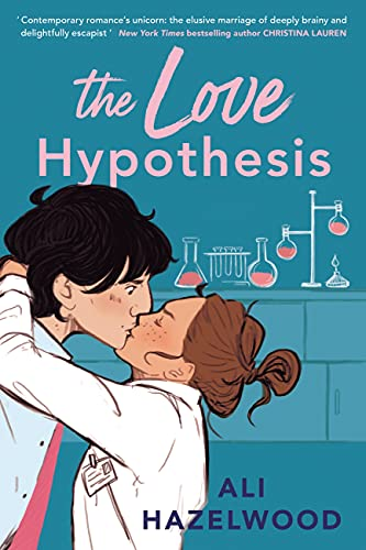 The Love Hypothesis: Tiktok made me buy it! The romcom of the year! (English Edition)