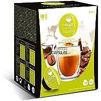 Cápsulas Dolce Gusto®** Origen & Sensations - Cappuccino - 16 unidades (16 tazas)