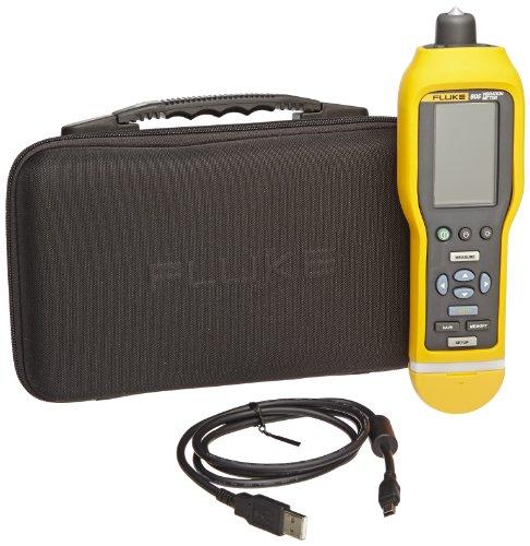 Fluke 805 Vibration Meter High-Resolution Screen