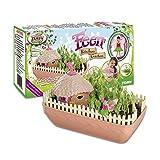 TOMY 'Feen Küchen Garten', Kreatives Spiel zum Selber Gestalten, Mit Echten Grassamen, Geschenke für Kinder, Lernspiele für Kinder, Hochwertiges Kinderspielzeug, Ideales Weihnachtsgeschenk, ab 4 Jahre