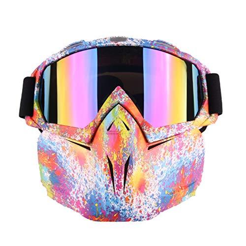 Blisfille Gafas de Disfraz Gafas Protectoras Polarizadas