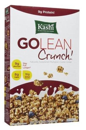 Kashi GOLEAN Super sale Crunch Cereal Max 88% OFF - 13.8 oz Pack 4 of
