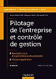 Pilotage de l'entreprise et contrôle de gestion - 6e éd.