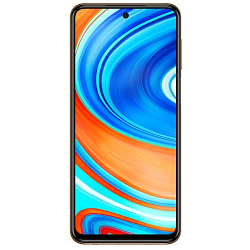 Redmi Note 9 Pro Max (Aurora Blue, 6GB RAM, 64GB Storage)- 64MP Quad Camera & Latest 8nm Snapdragon 720G | with 12 Months No Cost EMI