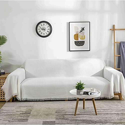 Disponibile su entrambi i lati Copridivano, telo da divano piccolo, multiuso. Copertura protettiva per mobili decorativa