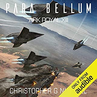 Para Bellum     Ark Royal, Book 13              By:                                                                                                                                 Christopher G. Nuttall                               Narrated by:                                                                                                                                 Ralph Lister                      Length: 13 hrs and 12 mins     74 ratings     Overall 4.6