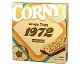 Corny Limited Edition - EM 1972 Dream Team Erdnuss-Schoko, Müsliriegel, 10er Pack (10 x 138g Schachtel)