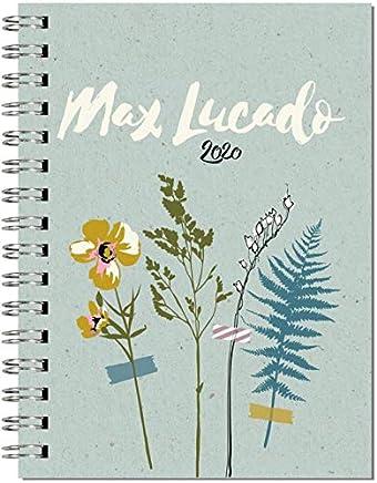 Max Lucado agenda 2020: 15 x 20 cm