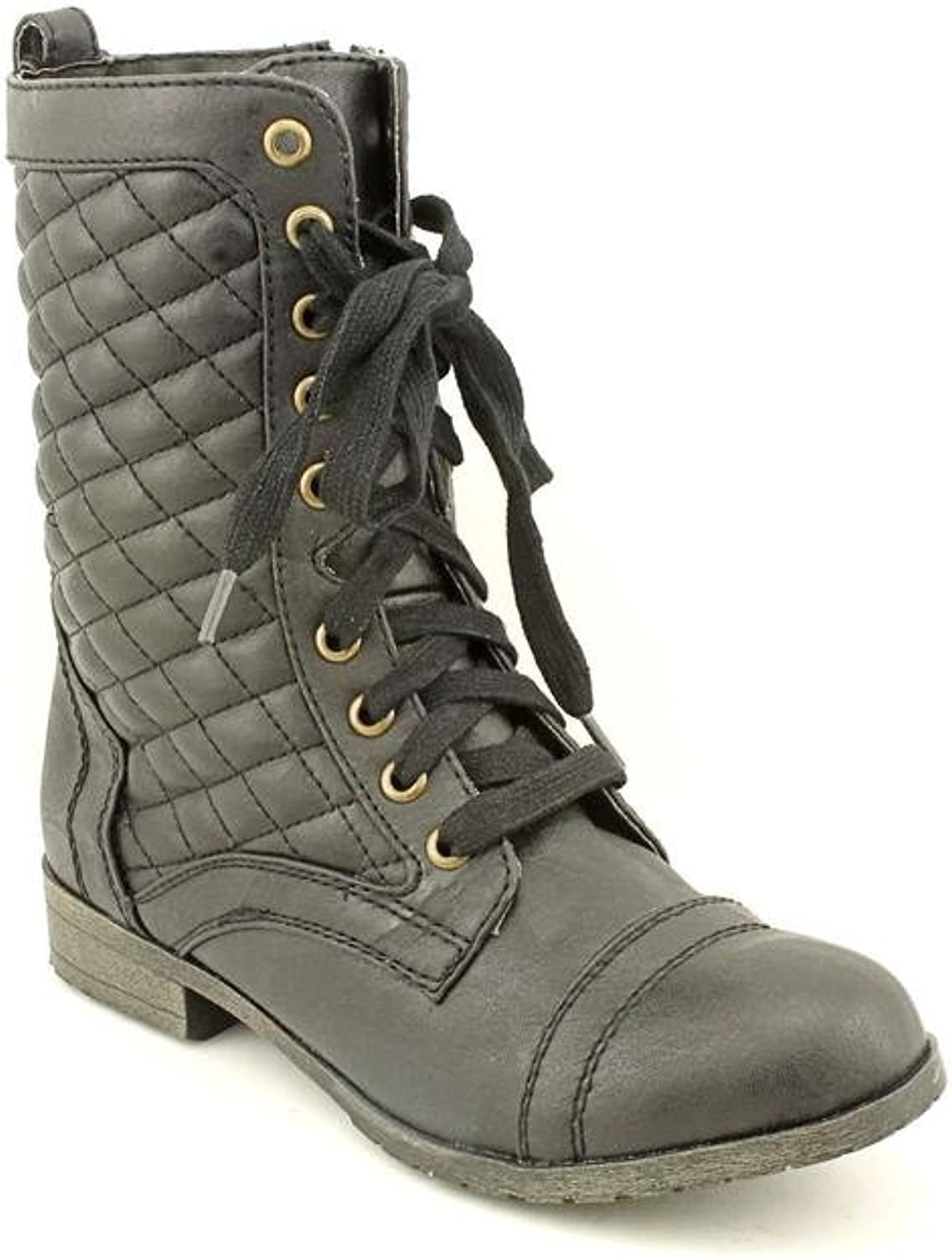 Material Girl Women's Major Ankle Booties in Black Size 11