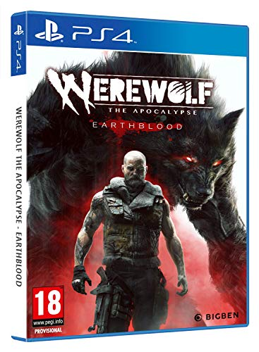 Werewolf The Apocalypse: Earthblood - PS4 [Versión Española] - PlayStation 4 [Edizione: Spagna]