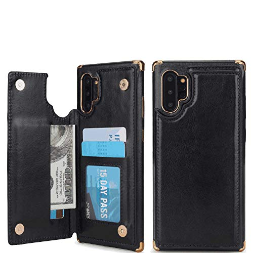 Save %33 Now! iPhone XR Flip Case, Cover for iPhone XR Leather Extra-Shockproof Business Wallet case...