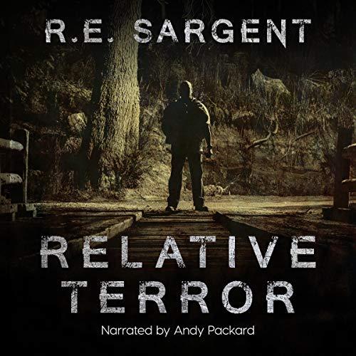 Relative Terror audiobook cover art