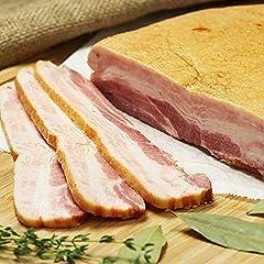 ミートガイ ドイツ産 スモークベーコンブロック (約900g) German Smoked Bacon Block