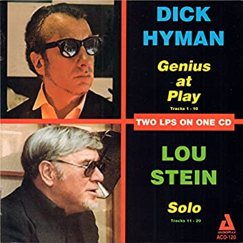 Genius at Play and Solo; Two LP's on One CD