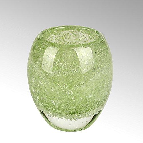 Lambert Salviato Windlicht klein H 10 D9 Limone Glasaccessoires, One Size