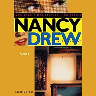 Nancy Drew Girl Detective audiobook cover art