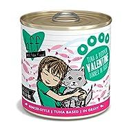 Weruva B.F.F. - Best Feline Friend Grain-Free Natural Canned Wet Cat Food, Original Recipes in Gravy