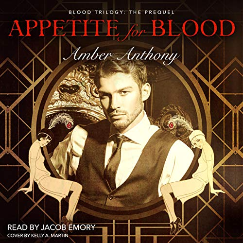 Appetite for Blood Audiobook By Amber Anthony cover art