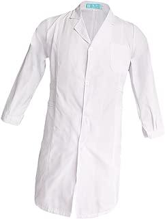 MagiDeal Donna Cappotto T-shirt Giacche Sanitari Camici da Laboratorio Infermiere Uniforme Top Manica Corta Abbigliamento