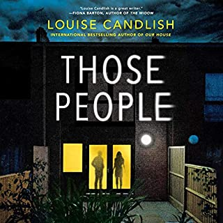 Those People audiobook cover art
